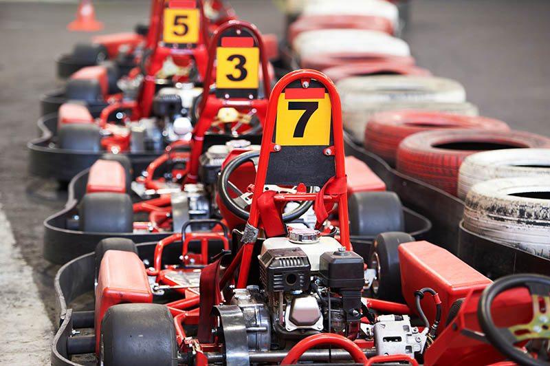 French Lick West Baden Indoor Karting